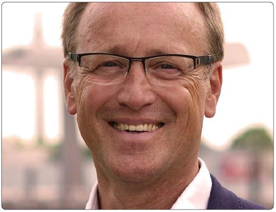 Volker Hatje, Bürgermeister der Stadt Elmshorn